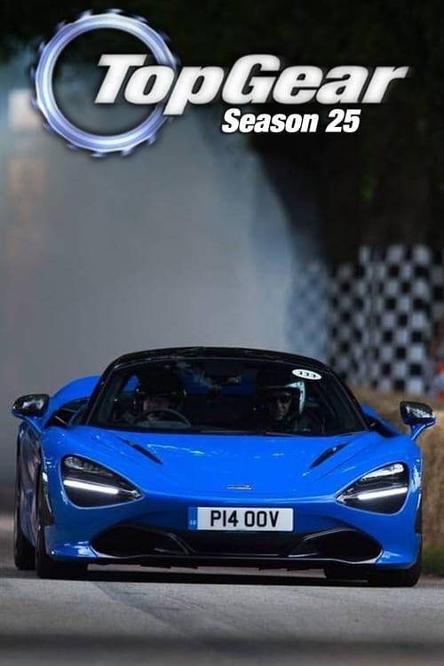 Top Gear: Series 25