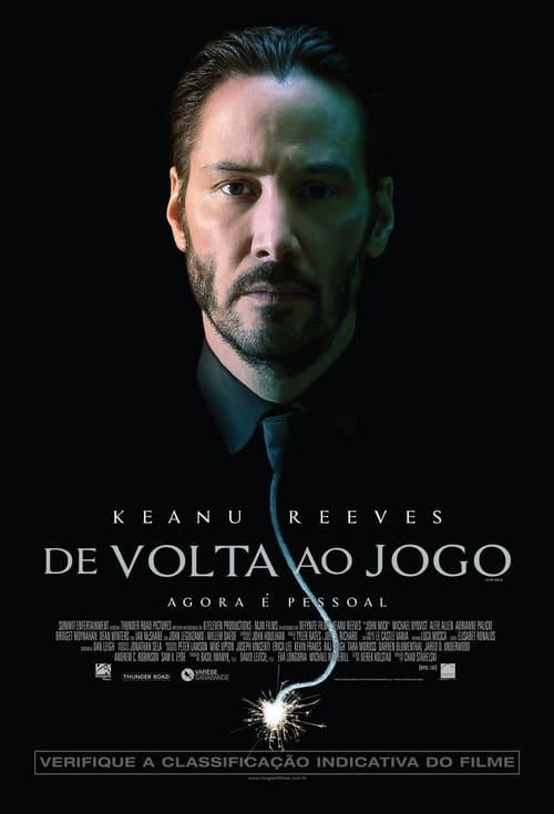 Assistir De Volta ao Jogo (John Wick) - HD 1080p Dublado Online Grátis HD