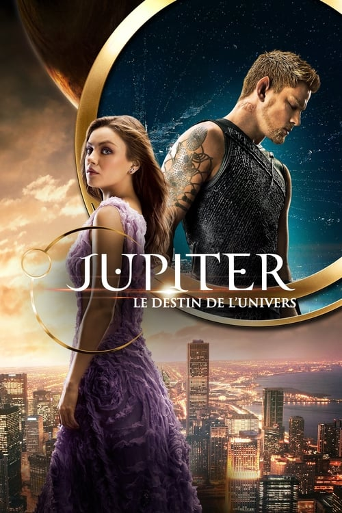 [720p] Jupiter : Le Destin de l'univers (2015) streaming film en français