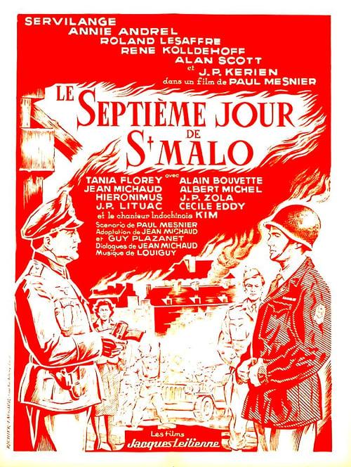 Assistir Filme Le septième jour de Saint-Malo Grátis