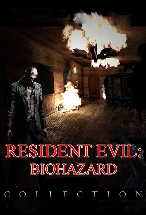 Resident Evil Biohazard Collection 2000 2012 The