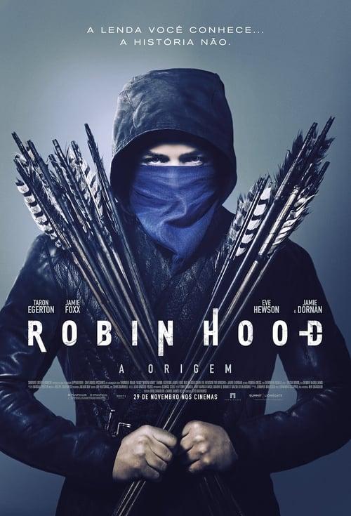 Assistir Robin Hood - A Origem - HD 720p Legendado Online Grátis HD