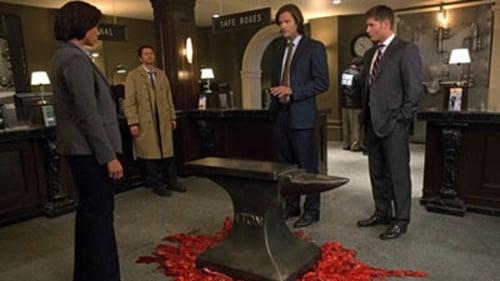 supernatural - Season 8 - Episode 8: Hunteri Heroici