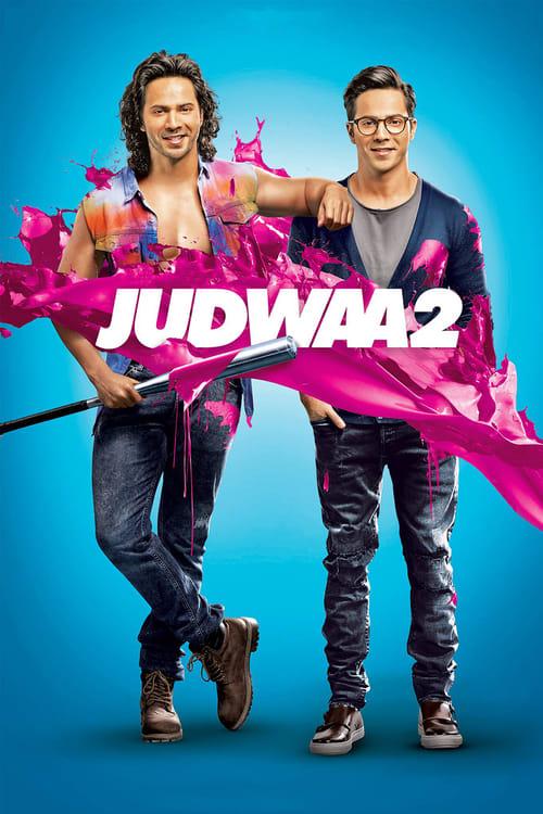 जुड़वा 2 poster