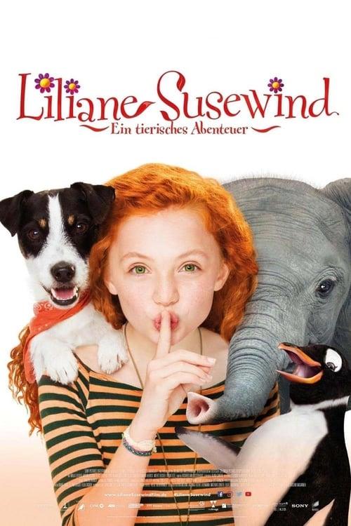 Poster von Liliane Susewind - Ein tierisches Abenteuer