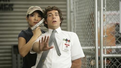 Chuck: Season 1 – Episode Chuck Versus the Sizzling Shrimp
