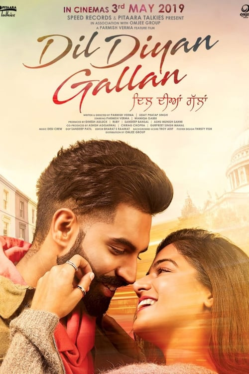 Dil Diyan Gallan (2019) Punjabi Full Movie Watch Online Free Download HD