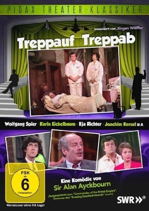 Ver pelicula Treppauf Treppab Online
