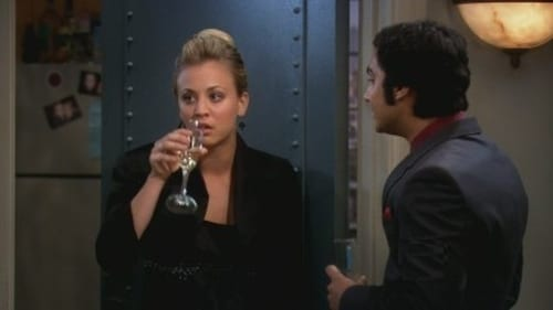 The Big Bang Theory - Season 2 - Episode 4: The Griffin Equivalency