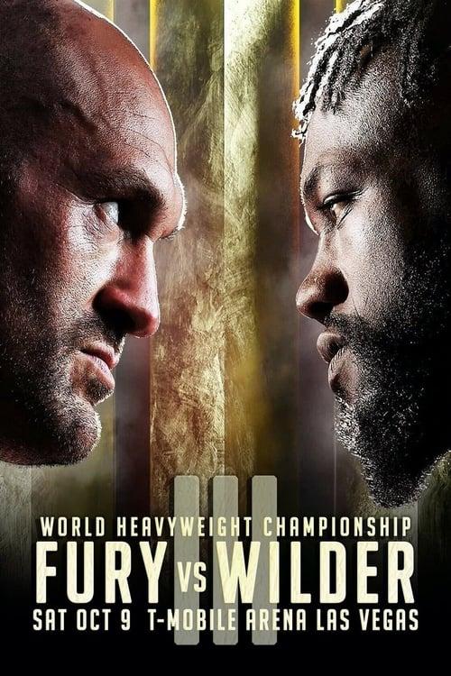 Watch Full Deontay Wilder vs. Tyson Fury III