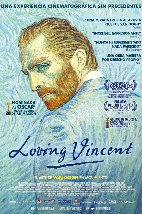 Ver Loving Vincent En Línea