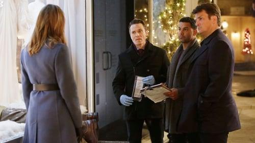 castle - Season 7 - Episode 10: Bad Santa