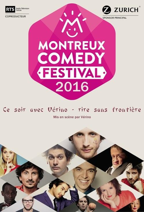 Montreux Comedy Festival - Ce soir avec Vérino : rire sans frontière