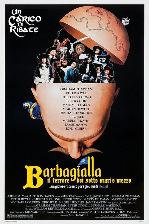 Barbagialla, il terrore dei sette mari e mezzo (1983)