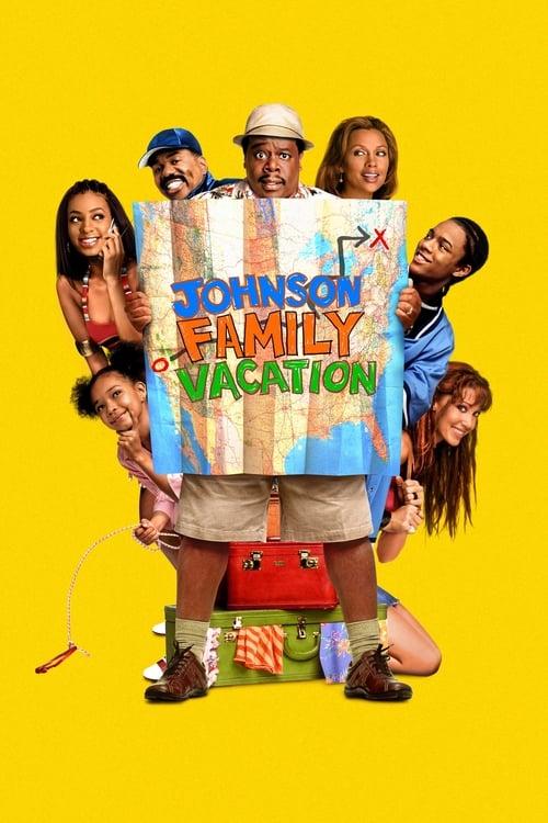 Johnson Family Vacation (2004) Poster