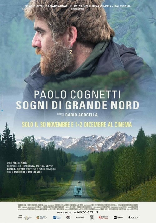 Paolo Cognetti. Sogni di Grande Nord (2020) Poster