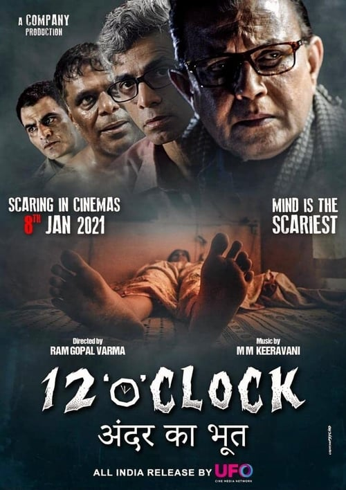 "12 ""o"" CLOCK Afsomali"