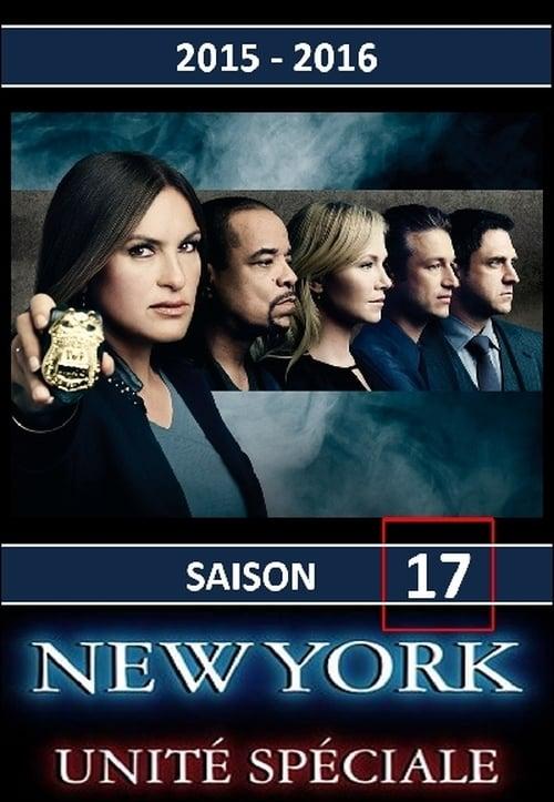 New York Unité Spéciale: Saison 17