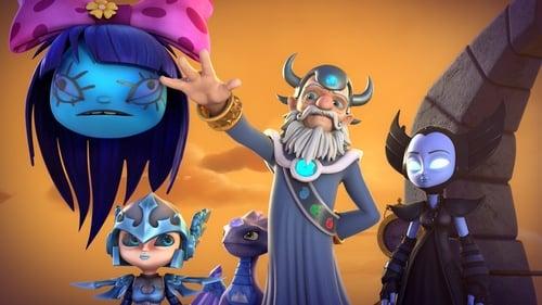 Poster della serie Skylanders Academy
