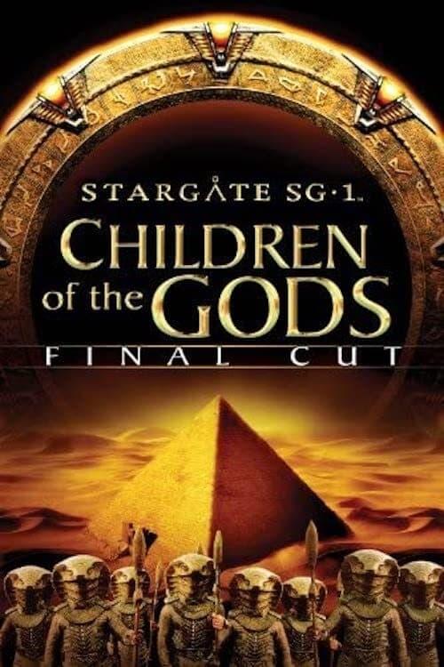 Stargate SG-1: Children of the Gods (1997) Poster