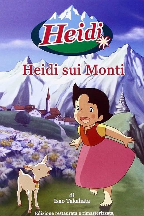 Heidi sui monti (1970)