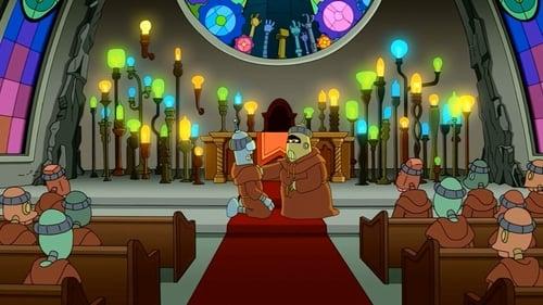 Futurama - Season 7 - Episode 9: Free Will Hunting