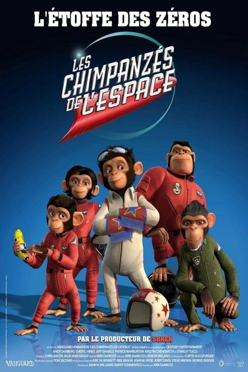 [720p] Les chimpanzés de l'espace (2008) streaming vf hd