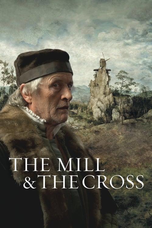 Młyn i krzyż poster