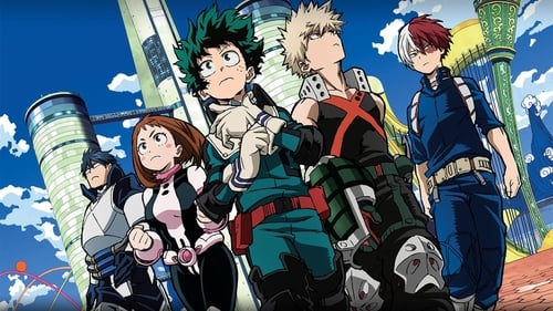 My Hero Academia (TEMPORADA 1) HD 1080P SUBTITULADO