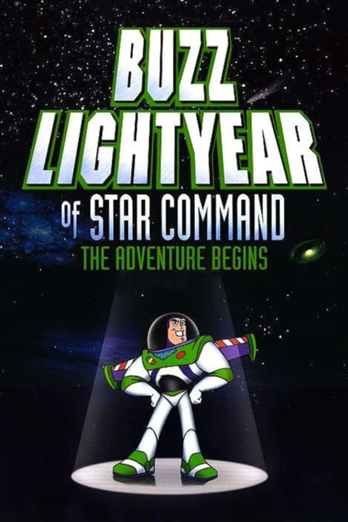 Largescale poster for Buzz Lightyear of Star Command: The Adventure Begins
