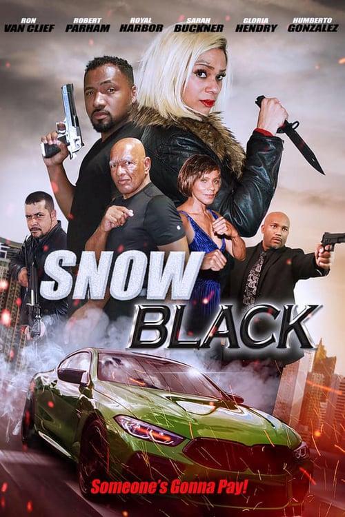 Snow Black