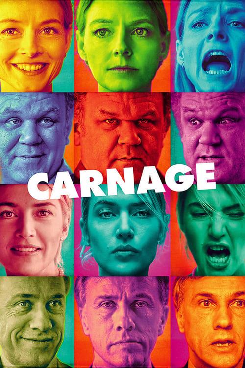 Carnage - Poster