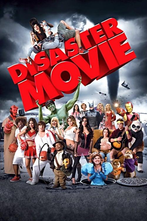 Nonton anime Disaster Movie (2008)
