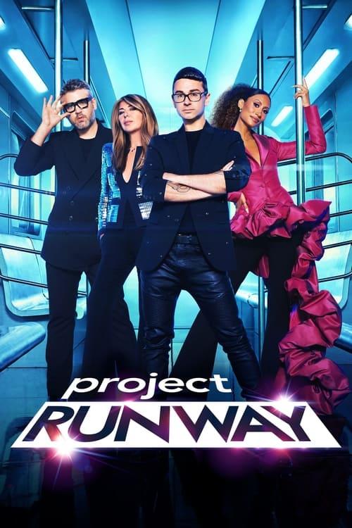 Project Runway-Azwaad Movie Database