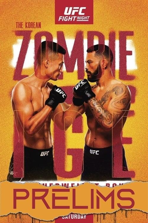 UFC on ESPN 25: Korean Zombie vs Ige - Prelims