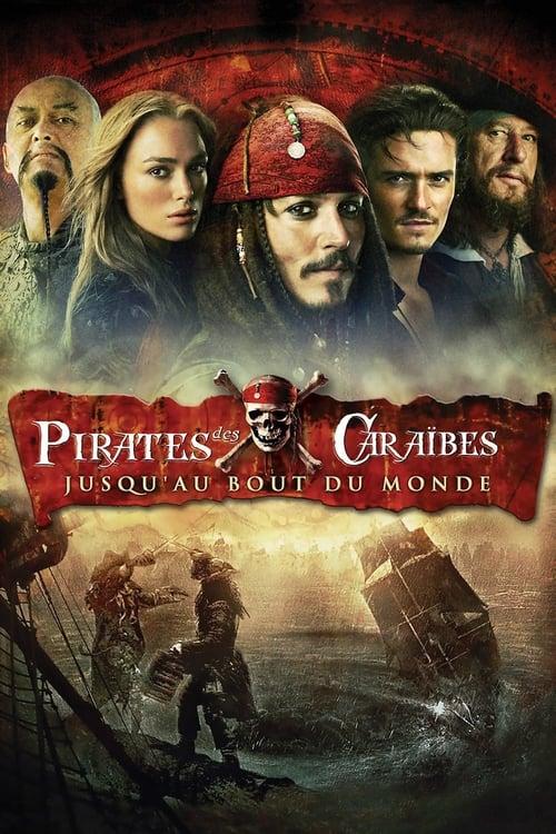 ★ Pirates des Caraïbes: Jusqu'au bout du monde (2007) streaming Amazon Prime Video