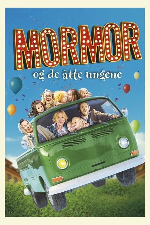 Assistir Filme Mormor og de åtte ungene Gratuitamente Em Português