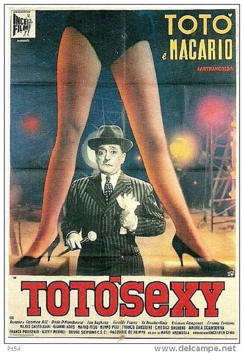 Filme Totò sexy Com Legendas On-Line