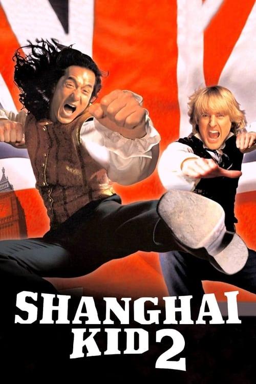 Shanghaï Kid 2