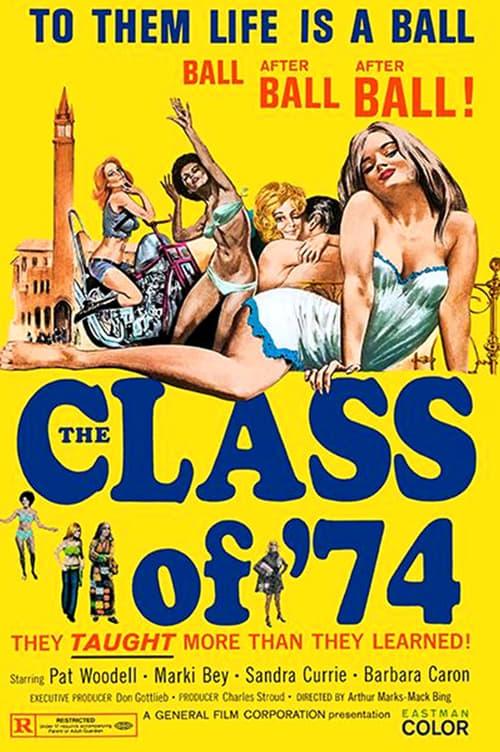 Película Class of '74 Doblada En Español