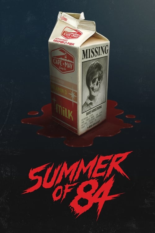 Summer of 84 - Poster