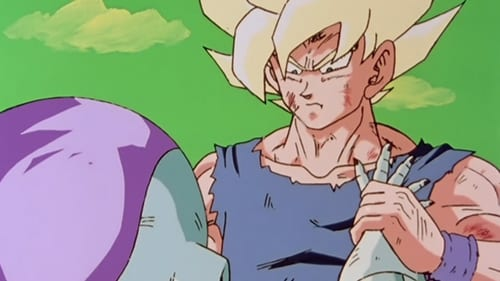 Dragon Ball Z Kai: Staffel 2 – Episod Der wütende Super-Saiyajin!