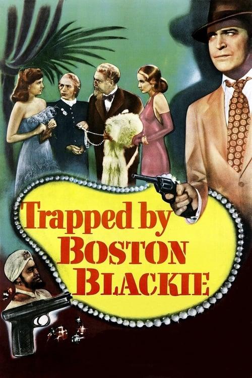 شاهد الفيلم Trapped by Boston Blackie مجاني باللغة العربية