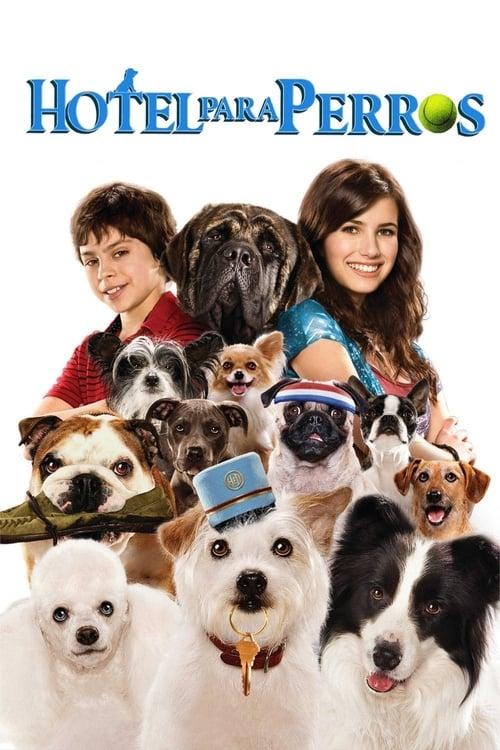 Película Hotel para perros En Línea
