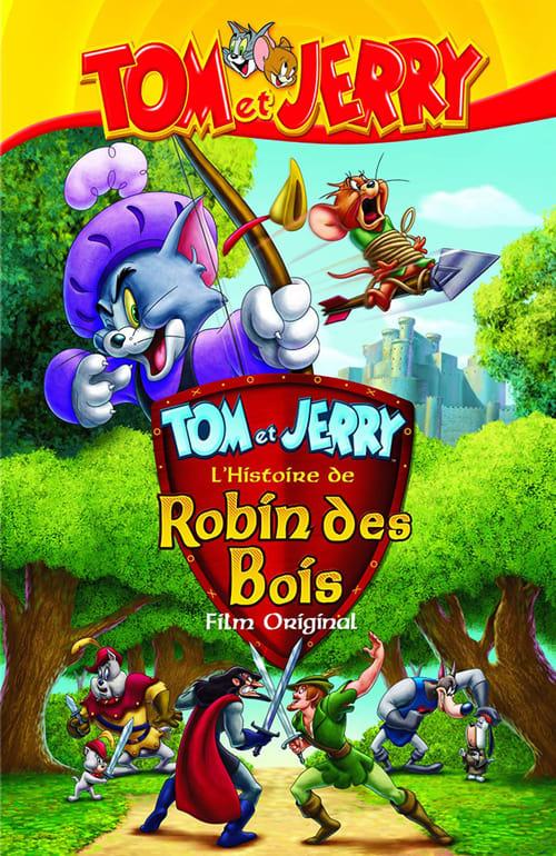 [HD] Tom et Jerry - L'Histoire de Robin des Bois (2012) streaming openload