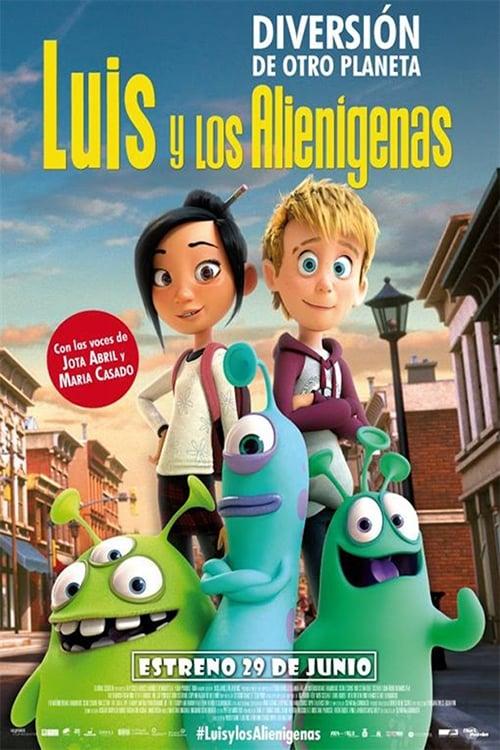 Imagen Luis y los alienígenas