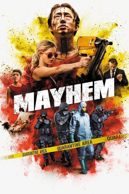 Mayhem (2017) เชื้อคลั่ง พนักงานพันธุ์โหด [Subthai]