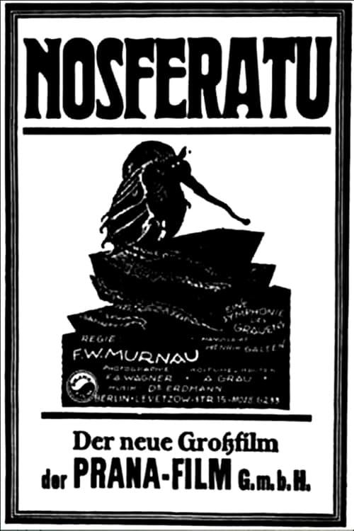 Regarder Nosferatu le vampire (1922) Streaming HD FR