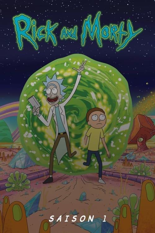 Les Sous-titres Rick et Morty Saison 1 dans Français Téléchargement Gratuit