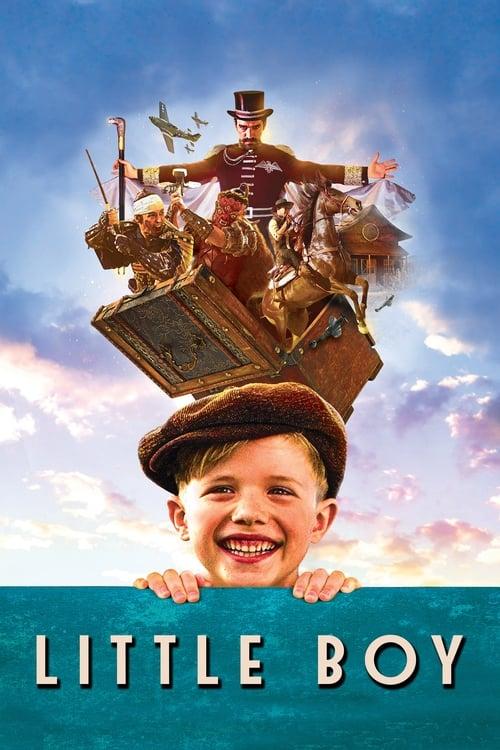 Little Boy - Poster